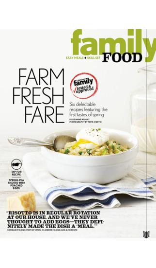 Canadian Family Magazine screenshot 1