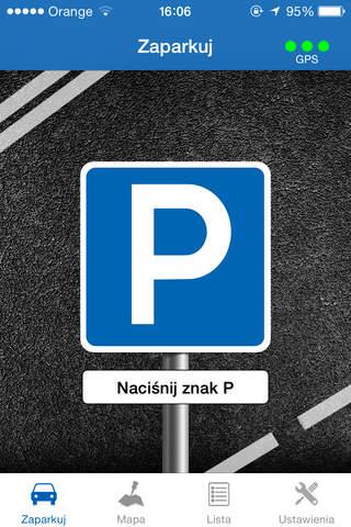 Zaparkuj. Znajdź. / Park. Find. - náhled