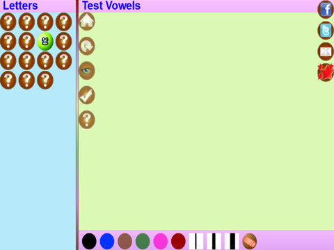 Trace Malayalam and English Alphabets Kids Activity screenshot 5