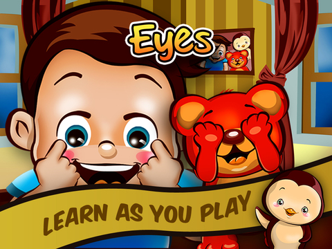 Head To Toe – Baby Learns Body Parts screenshot 8