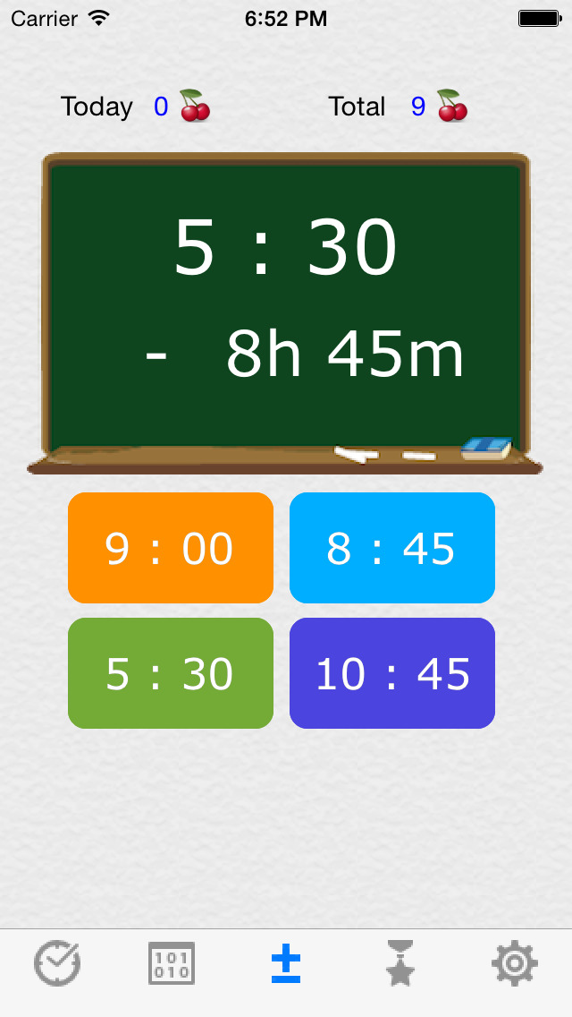 Fan Clock (Teaches How To Read The Clock) screenshot 5