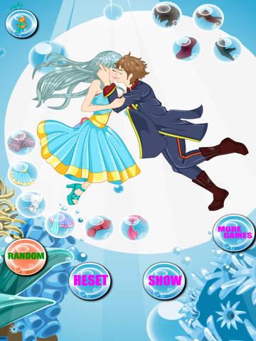 明星的海中婚礼 screenshot 8