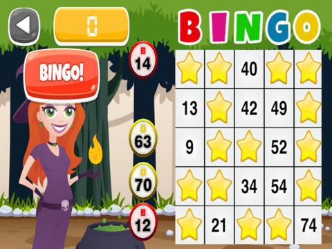 Bingo Witch: Cauldron of Riches Jackpot - FREE Edition screenshot 8