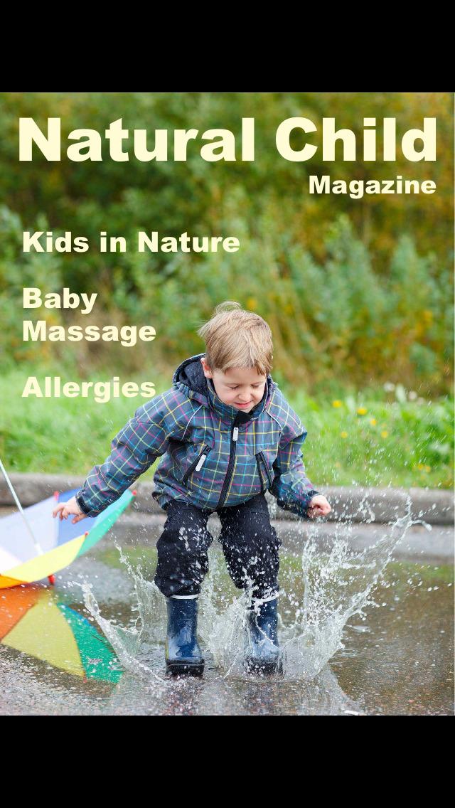 Natural Child Magazine screenshot 1