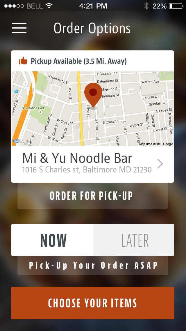 Mi & Yu Noodle Bar screenshot 2