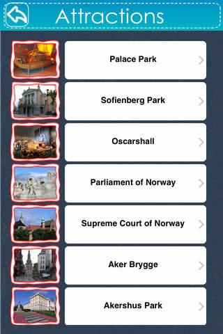 Oslo Travel Guide - Offline Maps - náhled