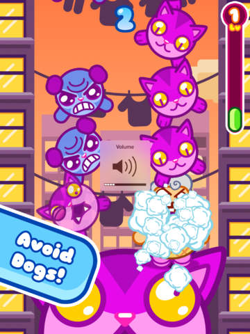 Meow Tile 2: Left or Right screenshot #2