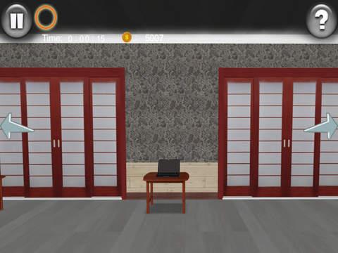 Can You Escape 10 Crazy Rooms II Deluxe screenshot 7