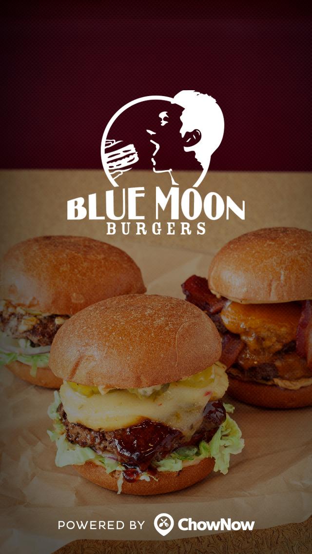 Blue Moon Burgers screenshot 1