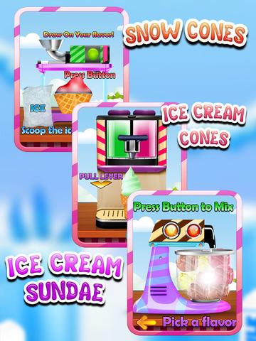 """ A AmazeBalls Candy Froyo Maker PRO – Customer Frozen Yogurt Creator screenshot 9"