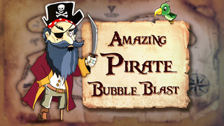 Amazing Pirate Bubble Match Pro - best marble shooting game screenshot 1