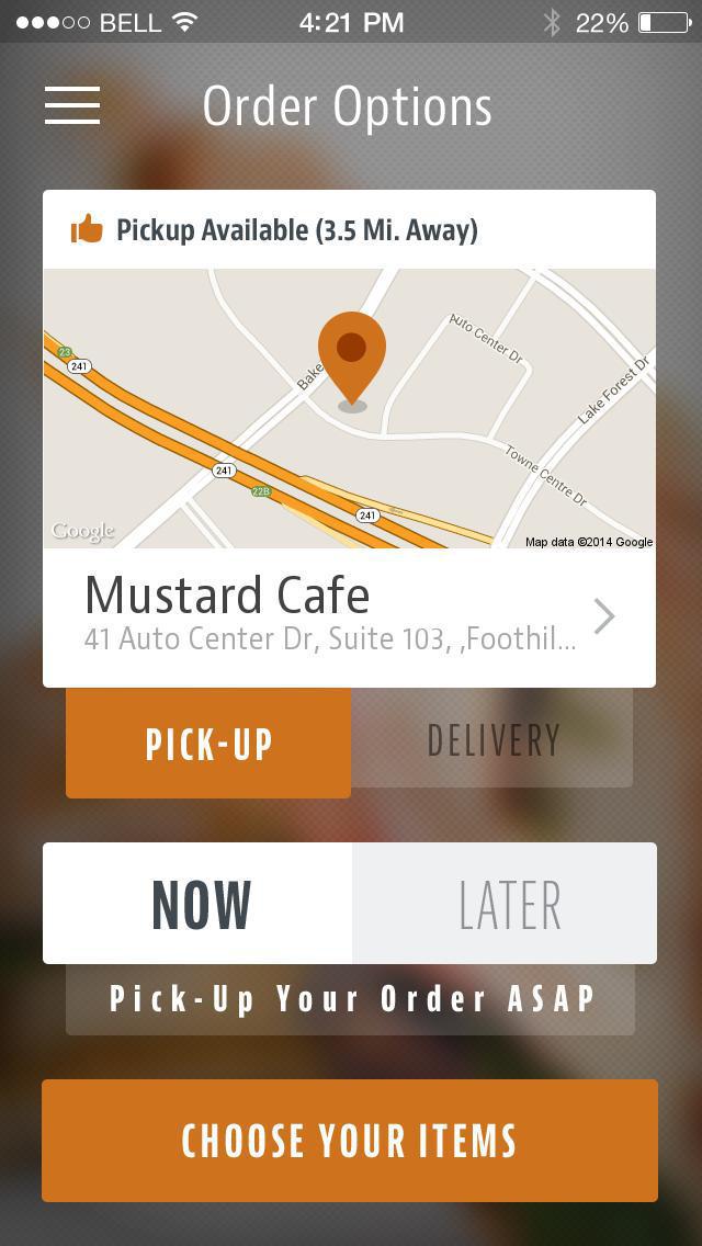 Mustard Cafe: Foothill Ranch screenshot 2