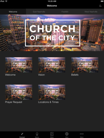 Church of the City screenshot 5