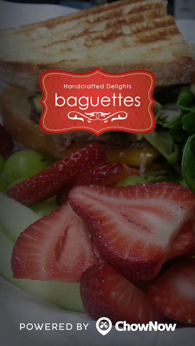 Baguettes Deli screenshot 1