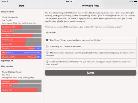 The ORPHEUS Ruse screenshot 8