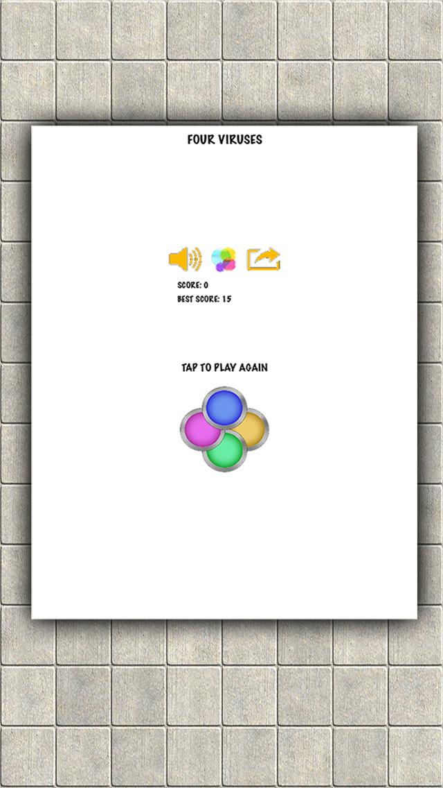 Four Viruses screenshot 1