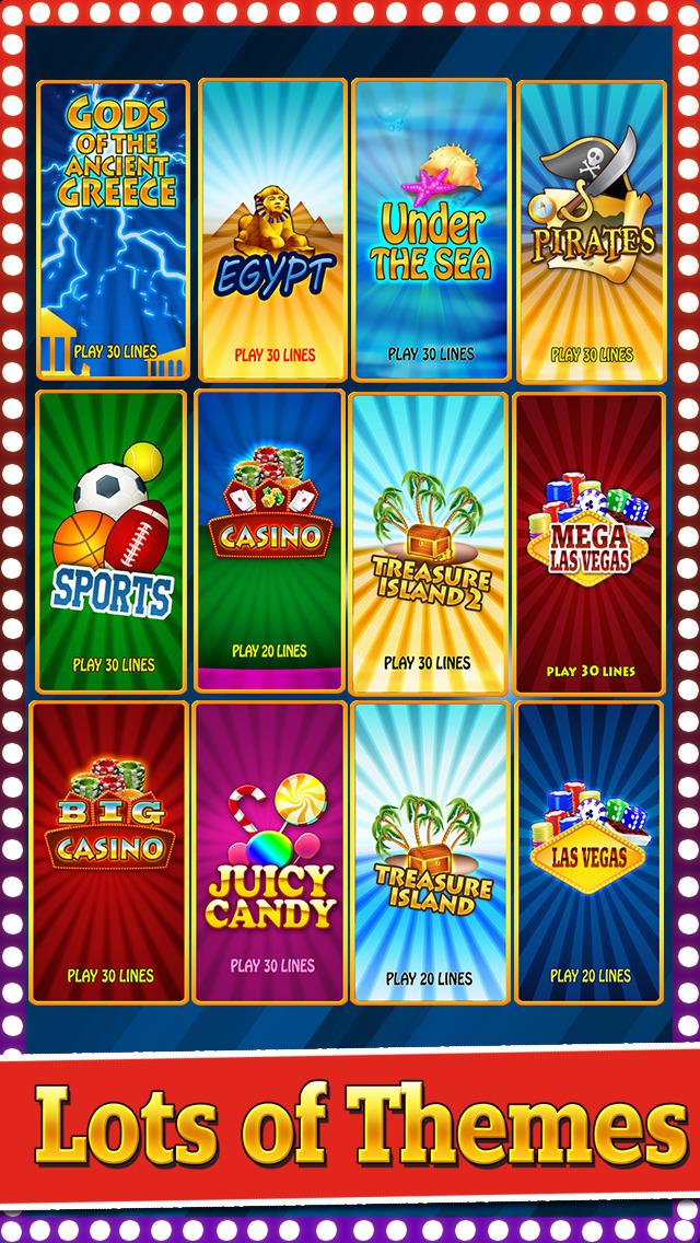 `Lucky Gold Rich Las Vegas Casino Coin Jackpot 777 Slots - Slot Machine with Blackjack, Solitaire, Bonus Prize Wheel screenshot 3