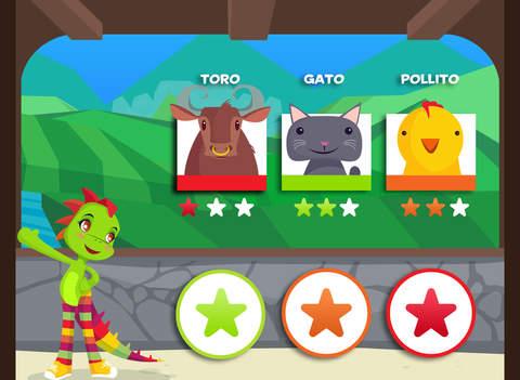 Play & Learn Spanish - Farm screenshot 9