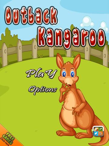 Australian Outback Kangaroo Free Game screenshot 10