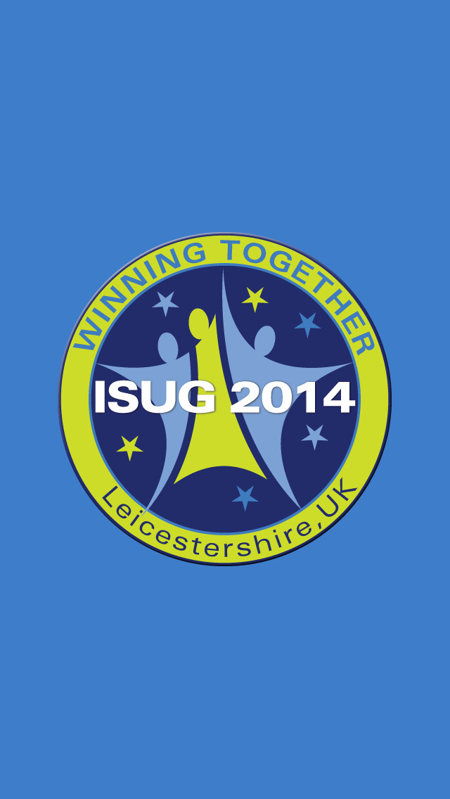 ISUG 2014 screenshot 1
