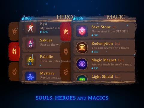 Dark Slash: Hero - Endless road to survival screenshot 8