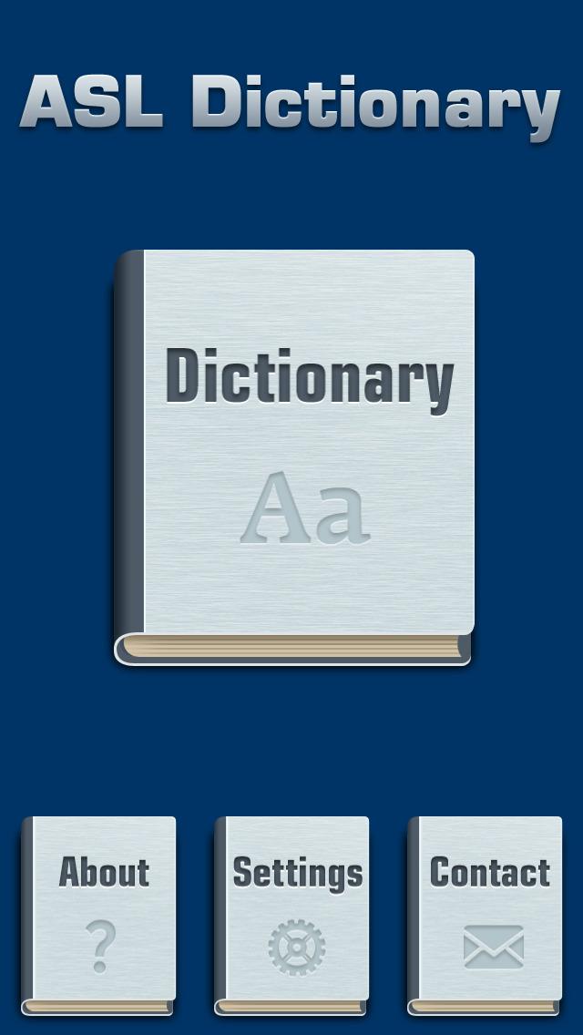 ASL Dictionary screenshot 5