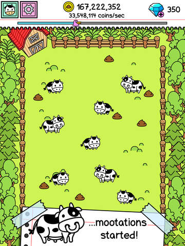 Cow Evolution screenshot #2