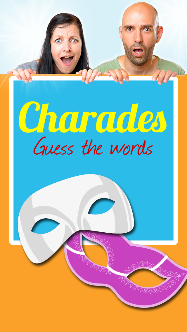 Charades - Guess the words screenshot 1
