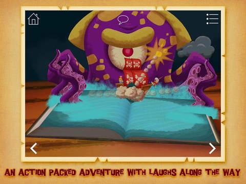 StoryToys Pirate Princess screenshot 10