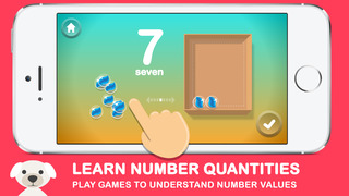 Number Train Kindergarten Maths screenshot 4