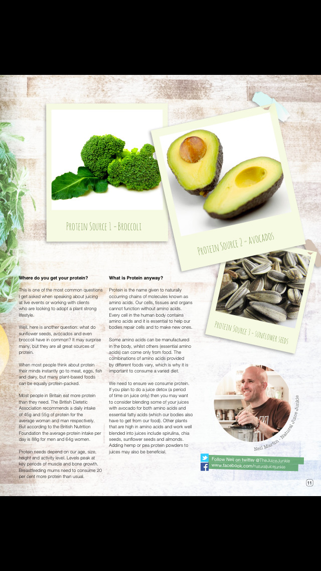 Thrive (Magazine) screenshot 4
