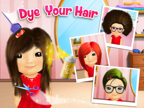 Sweet Baby Girl Beauty Salon - No Ads screenshot 9