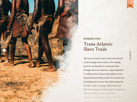 The Book of Negroes Historical Guide screenshot 7