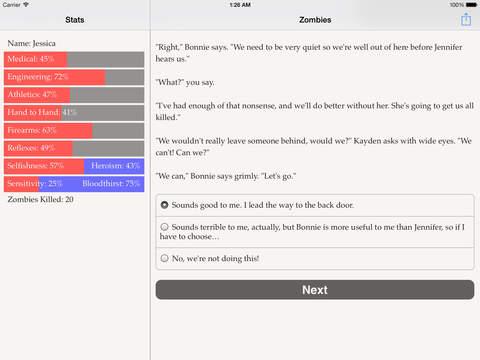 Choice of Zombies screenshot 7