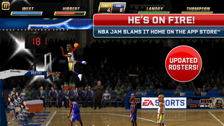 NBA JAM by EA SPORTS™ screenshot 1