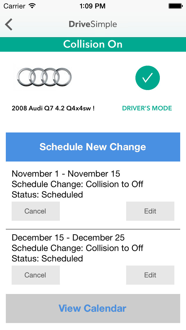 DriveSimple screenshot 3