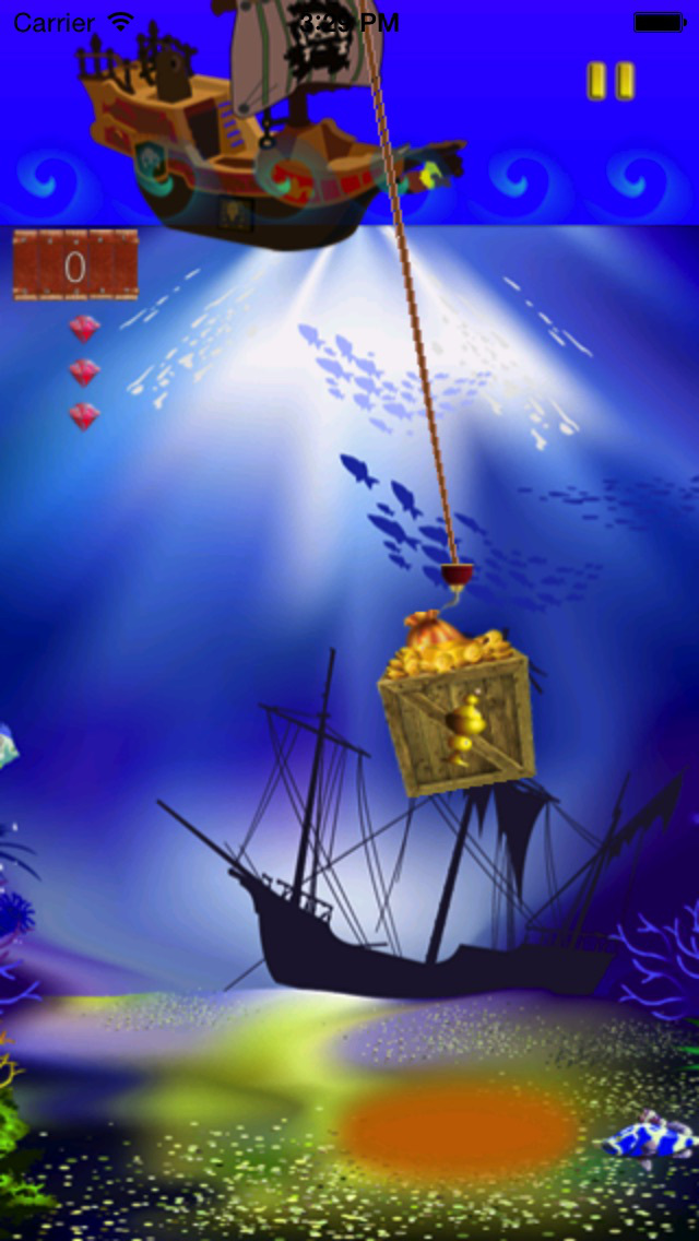 Enchanted Treasure screenshot 1