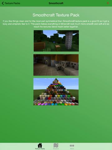 Texture Packs Guide for Minecraft+ screenshot 9