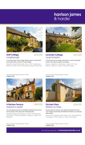Cotswold Homes ROW screenshot 3