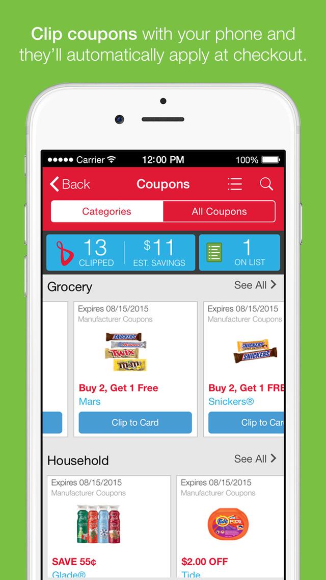 Walgreens screenshot 5