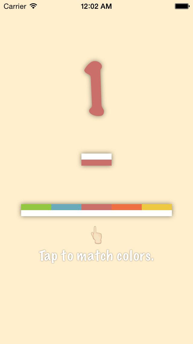 ColorFall - Origins screenshot 1
