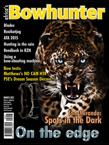 Africa's Bowhunter Magazine screenshot 6