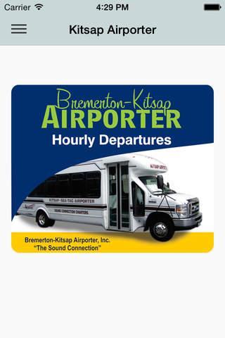 Bremerton-Kitsap Airporter - náhled
