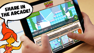 Adventure Time Game Wizard - Draw Your Own Adventure Time Games screenshot 5