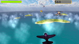Penguin Dogfight screenshot 2