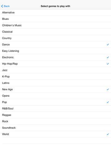 Song Quiz - Guess songs screenshot 10