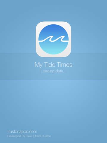 My Tide Times - Tables & Chart screenshot 6