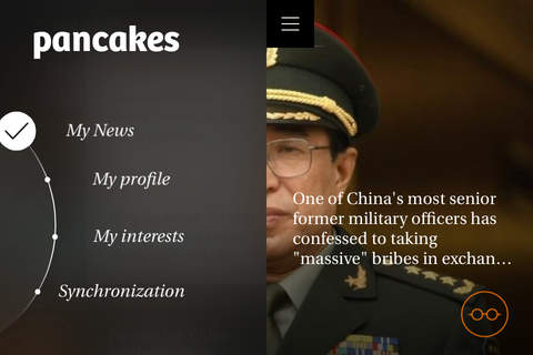 Pancakes News - náhled