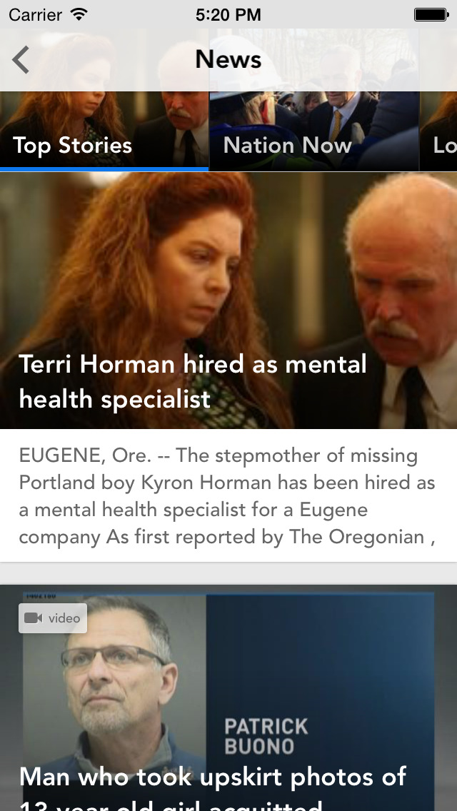 KGW 8 News - Portland screenshot 2