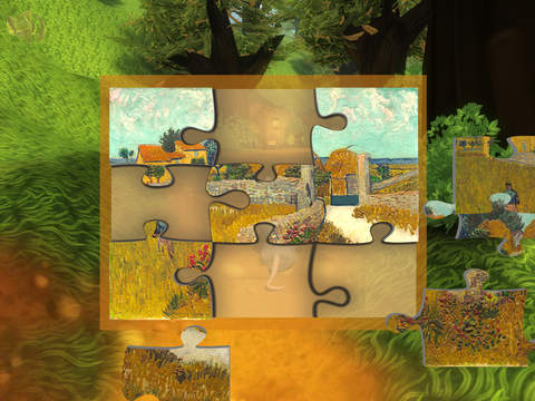 Puzzles Under The Hill screenshot 3